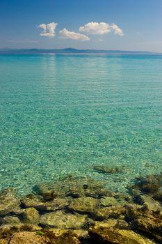 Aegean seascape