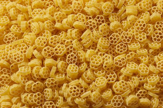 figured macaroni - pasta