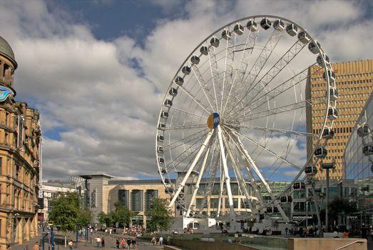 Manchester's Wheel
