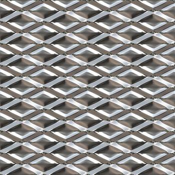 Seamless Diamond Metal