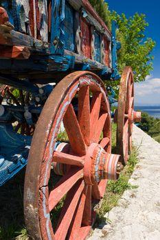 Wagon detail