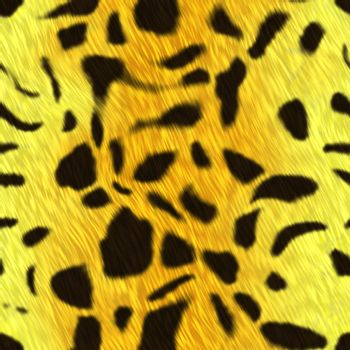 Spotted leopard cat animal skin fur hair background texture
