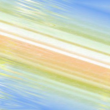 Energy beam, abstract aura powerful light effect illustration