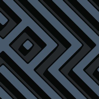 Abstract geometric maze background seamless tiling texture pattern