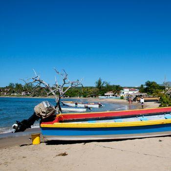 Jamaican Boats