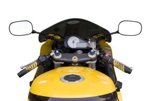 Motorcycle Cockpit