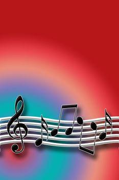 Warm Music Theme