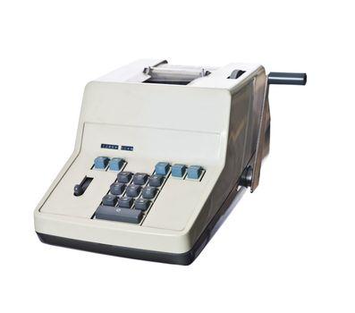 Obsolete Calculator