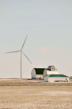 Indiana Wind Turbine Turns Over the Family farm