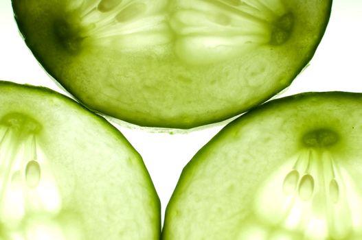 Cucumber backround