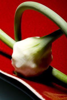 Artistic garlic