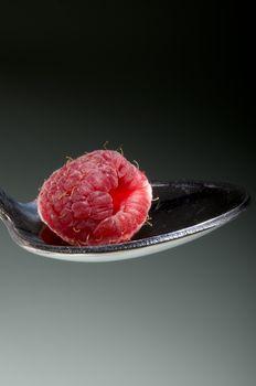Luxury raspberry
