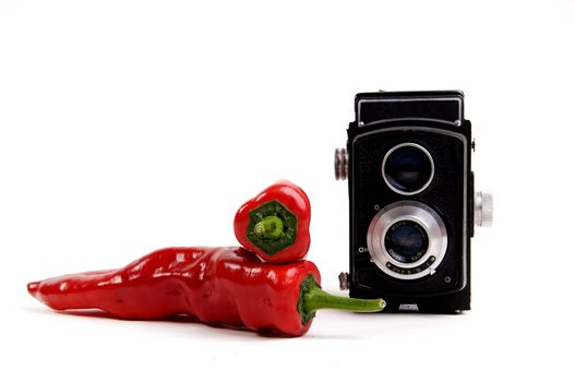 Hot and spicy photo