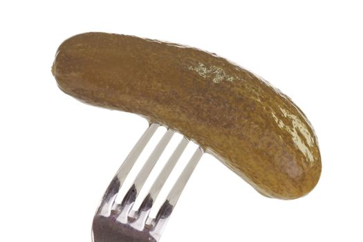 Forked Up Gherkin