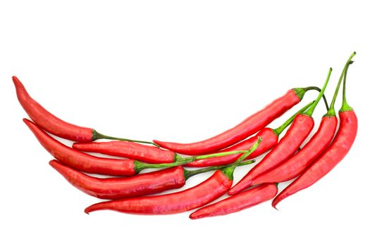 Chili peppers shape
