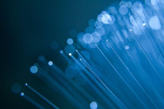 Background fibre optics