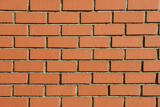 Modern brick wall background
