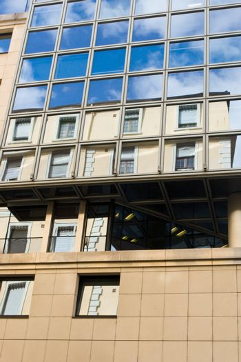 Office building abstraction