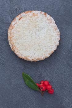 Short crust pastry mince pie