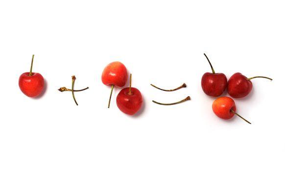 Mathematical sweet cherry