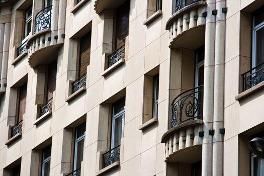 Parisian Residences