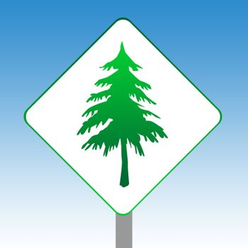 Forestry Sign