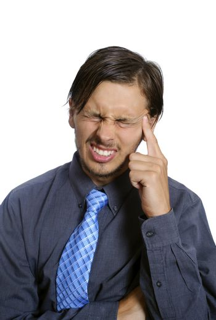 Migraine man