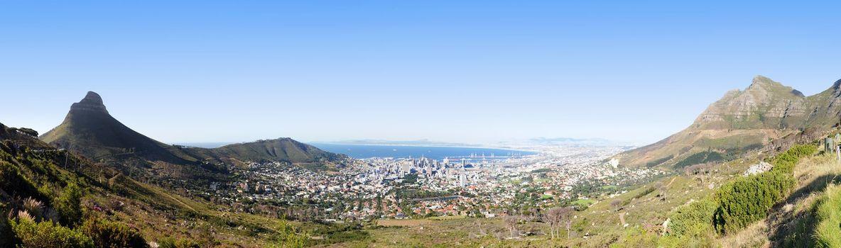 Panoramic Cape Town