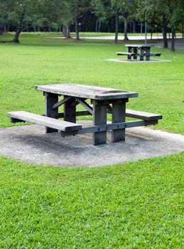 Park tables