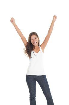 Winner / Success woman