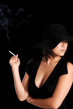 Posh smoking