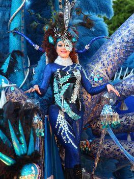 Santa Cruz de Tenerife Carnival: The big Parade