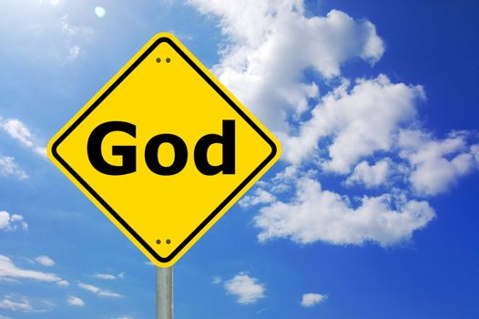 god and heaven