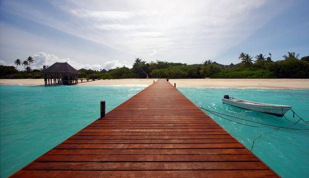 Way to Paradise