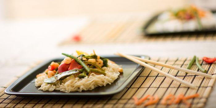 Delicious wok
