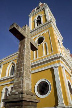 Cathedral de Granada Nicaragua