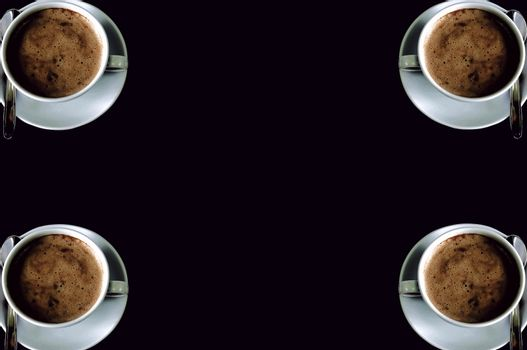 capuccino pattern
