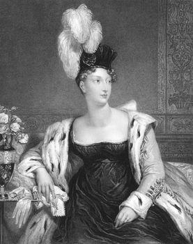 Princess Charlotte Augusta of Wales