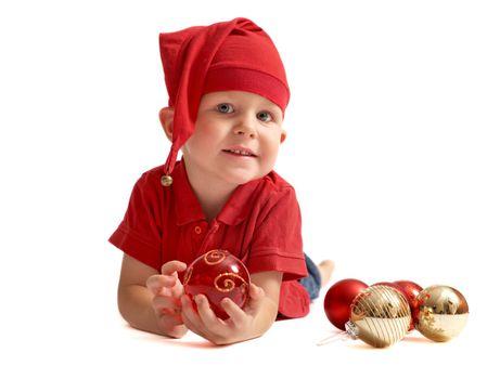 Cute Christmas gnome