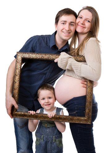 Expecting family