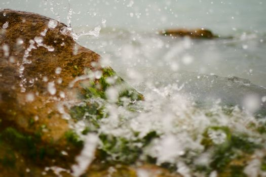 stone sea foam