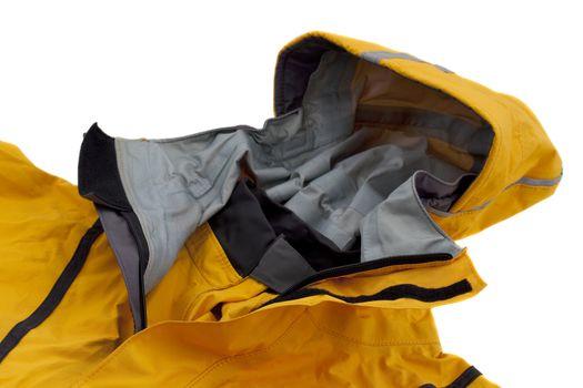 waterproof breathable paddling jacket with hood