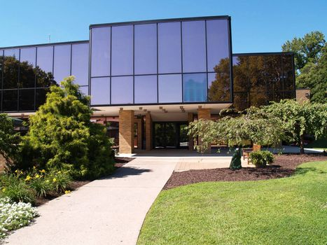 Tompinks College Center at Cedar Crest College in Allentown, Pennsylvania