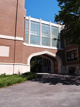 Century Arch at Muhlenberg College in Allentown, Pennsylvania