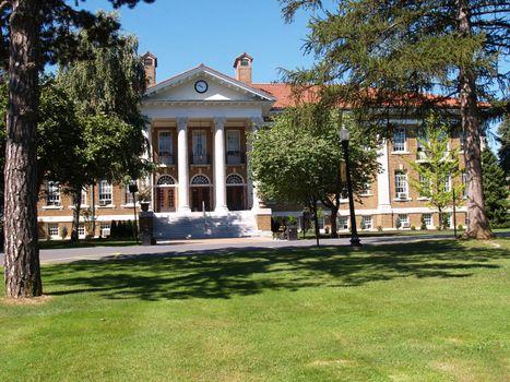 Blaney Hall at Cedar Crest College in Allentown, Pennsylvania