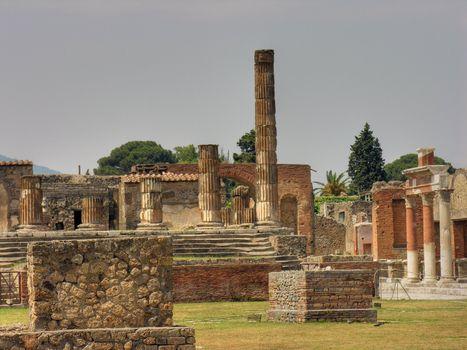 Pompei Ruins, Italy