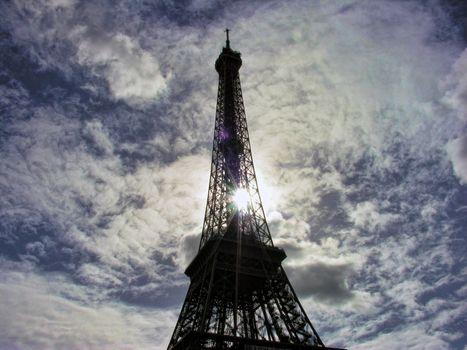 Paris in October