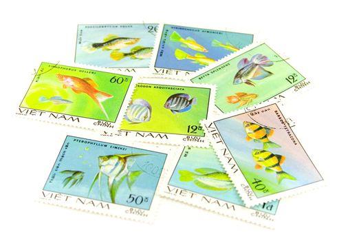 vietnam post stamps