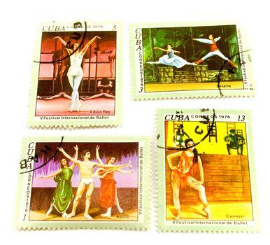 cuba post stamps