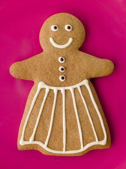 Gingerbread Woman
